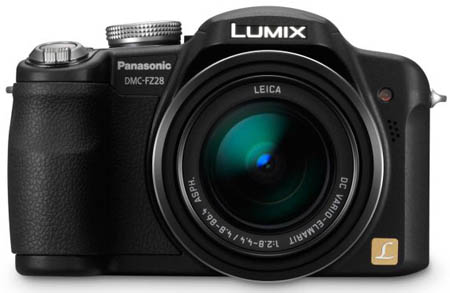 Panasonic DMC-FZ28.