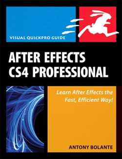After Effects CS4 for Windows and Macintosh: Visual QuickPro Guide.