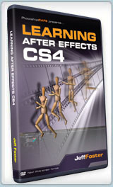 LEARNING AFTER EFFECTS CS4